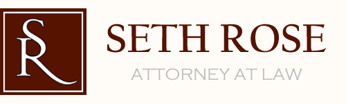 Seth Rose, Attorney at Law